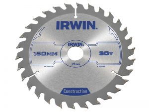 IRWIN IRW10504160 Sabre Saw Blade 156R 300mm Nail Embedded Wood Cut Pack of 5