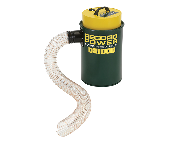 Record power extractor 2 bin store