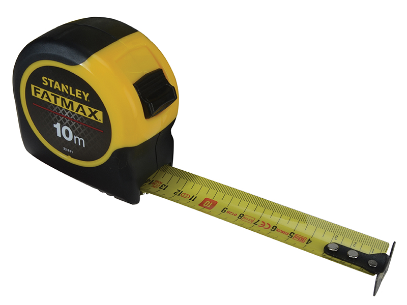 Width 32mm Metric only STA033887 Stanley Tools FatMax Pro Pocket Tape 5m