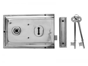 Visi-Packed 12in 300mm YALLP440634C Yale Locks Letter Plate Gold